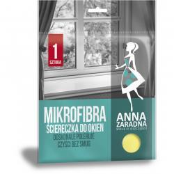 Anna Zaradna Mikrofibra ściereczka do okien