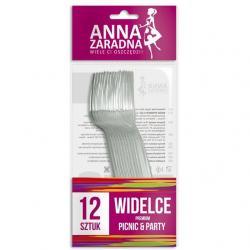 Anna Zaradna widelce Premium 12 sztuk
