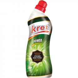 Kret Power 750 ml - żel do WC