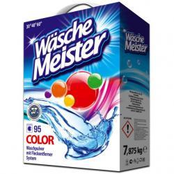 Wasche Meister 7,875kg proszek do prania kolorów w kartonie
