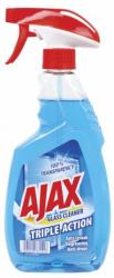 Ajax płyn do szyb 500ml triple action spray