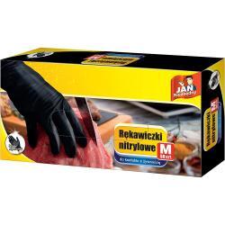 Jan Niezbędny rękawice nitrylowe M 50 sztuk