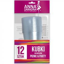 Anna Zaradna kubki 200ml 12szt