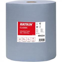 Katrin Classic XXL 464224 czyściwo niebieskie 3-warstwowe 190m 2 sztuki