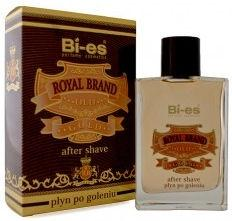 Bi-es płyn po goleniu Royal Brand Gold 100ml