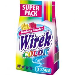 Wirek proszek do prania tkanin 3kg Color