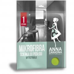 Anna Zaradna Mikrofibra ścierka do podłogi
