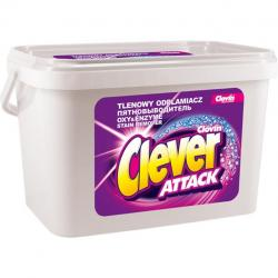 Clever Attack odplamiacz tlenowy 3,6kg