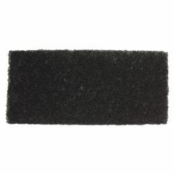 Pad do szorowania czarny 25x11 cm