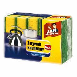 Jan Niezbędny zmywak kuchenny 5 szt. mocny