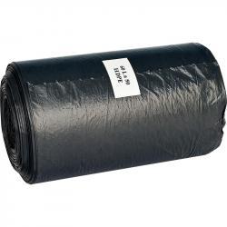 Ekosell worki HDPE 60l 50 szt. czarne