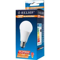 Helios LED żarówka A60 230V 14W E27