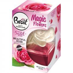 Brait odświeżacz powietrza Magic Flowers 75ml Beautiful Rose