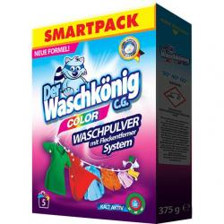Der Waschkonig proszek 375 g do prania koloru