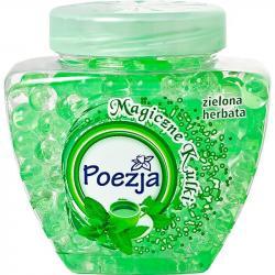 Poezja odświeżacz kulki żelowe Zielona Herbata 250 g