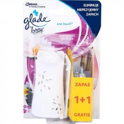 Glade by Brise Mini Spray Japoński Ogród urządzenie+2 wkłady wymienne