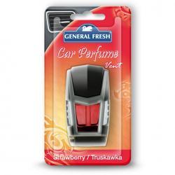 General Fresh odświeżacz do samochodu Car perfume Vent Truskawka