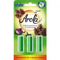 General Fresh wkłady zapachowe do odkurzacza LAS