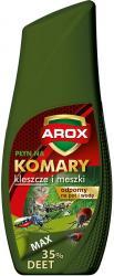 Arox preparat w płynie na komary i kleszcze MAX MORO 100ml
