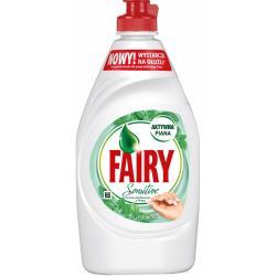 Fairy płyn do naczyń 450ml zapach miętowy