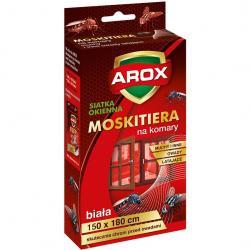 Arox moskitiera na owady 150 x 180 cm biała