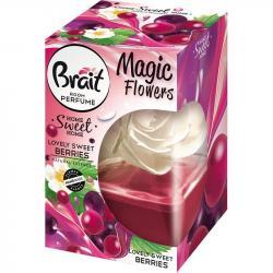 Brait odświeżacz powietrza Magic Flowers 75ml Lovely Sweet Berries