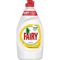 Fairy płyn do naczyń 450ml zapach cytryny