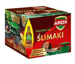 Arox ekologiczna pułapka na ślimaki