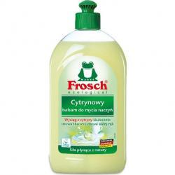 Frosch płyn do naczyń 500ml cytryna balsam