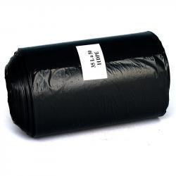 Ekosell worki HDPE 35l 50 szt. czarne