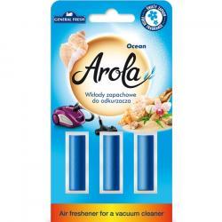 General Fresh wkłady zapachowe do odkurzacza MORSKI