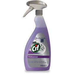 Cif Professional 2w1 płyn myjąco- dezynfekujący 750ml
