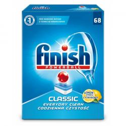 Finish tabletki do zmywarki Classic 68 szt. cytryna Powerball