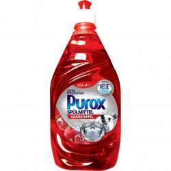 Purox płyn do mycia naczyń 650ml Granatapfel