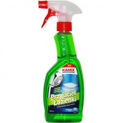 Kamix spray do mycia łazienki aktywna piana 500ml