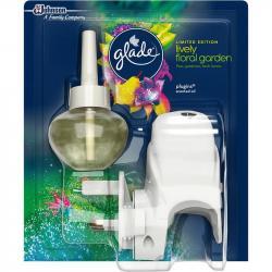 Glade by Brise odświeżacz elektryczny Lively Floral Garden