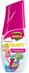 Arox preparat w kremie na komary i kleszcze dla dzieci 50ml