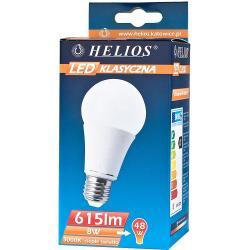 Helios LED żarówka A60 230V 8W E27