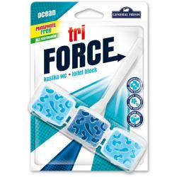 General Fresh Tri-Force kostka do wc zapach morski
