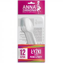 Anna Zaradna łyżki 12szt