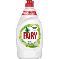 Fairy płyn do naczyń 450ml zapach jabłkowy