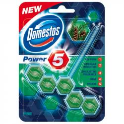 Domestos Power 5 kostka do wc Pine 55g