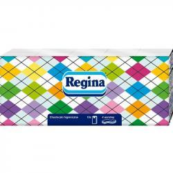 Regina chusteczki higieniczne Kratka 10x9 sztuk