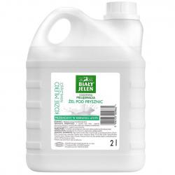 Biały Jeleń żel pod prysznic hipoalergiczny 2L