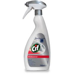 Cif Professional spray do mycia łazienki 750ml