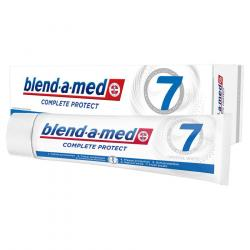 Blend-a-med Complete 7 Crystal White 125ml