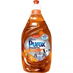 Purox płyn do mycia naczyń 650ml Orange & Mandarine