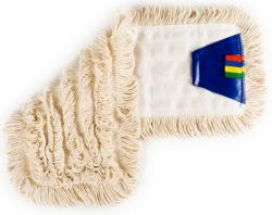 Merida mop płaski nakładka 40cm ekonomiczna bawełniana z zakładkami