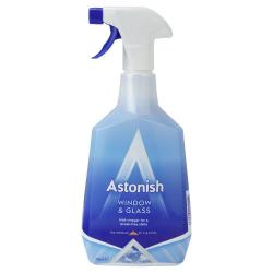 Astonish Płyn do mycia szyb i luster spray 750 ml