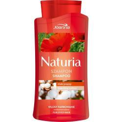Joanna Naturia szampon 500ml z makiem i bawełną